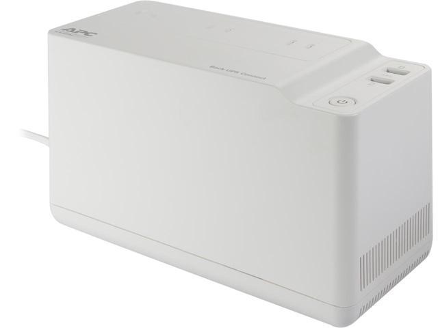 APC Back-UPS BGE90M 125 VA 75 Watts UPS 3 Outlets 2-USB $20 AC @Newegg