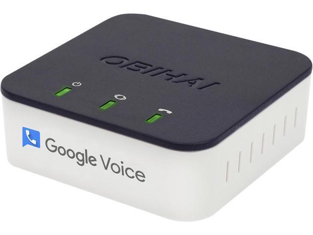 Obihai OBi200 VoIP Telephone Adapter w/ Google Voice & SIP $40 AC @Newegg