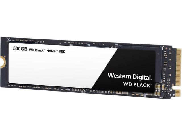 WD Black 500GB m.2 NVME SSD WDS500G2X0C $145 @ Newegg