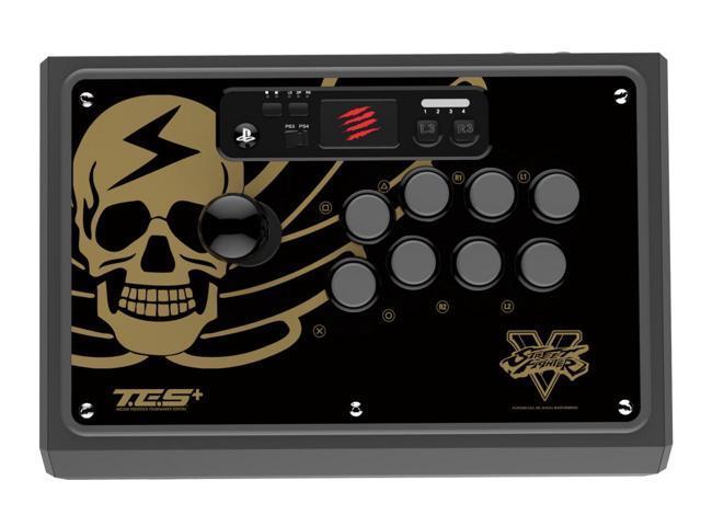 Mad Catz SFV Arcade FightStick Tournament Edition S+ for PlayStation 3/4  $80 AC @Newegg