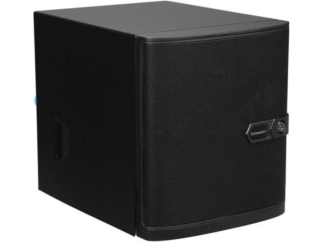 SuperMicro CSE-721TQ-250B Mini ITX Case w/ 250W PSU $80 @Newegg