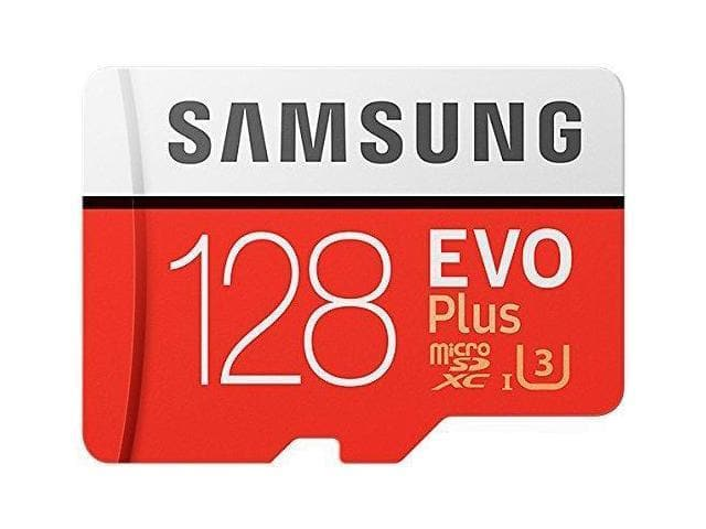 128gb Samsung Evo Plus U3 Microsd Xc Mb Mc128ga Eu 34