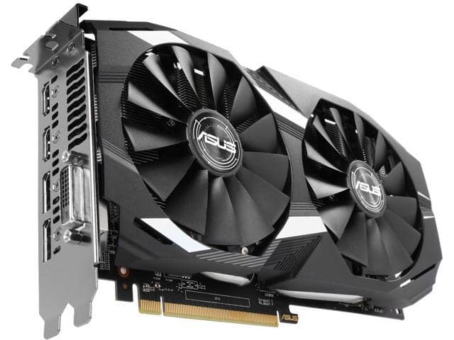 ASUS Radeon RX 580 8GB DUAL-RX580-O8G Video Card $250 AC @Newegg