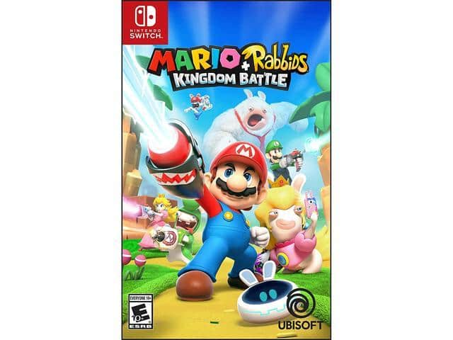 Mario + Rabbids Kingdom Battle or Attack on Titan 2 - Nintendo Switch $30 AC; Witcher 3: Complete Edition PS4 | XB1 $25 AC; Overwatch GOTY $25 AC and more