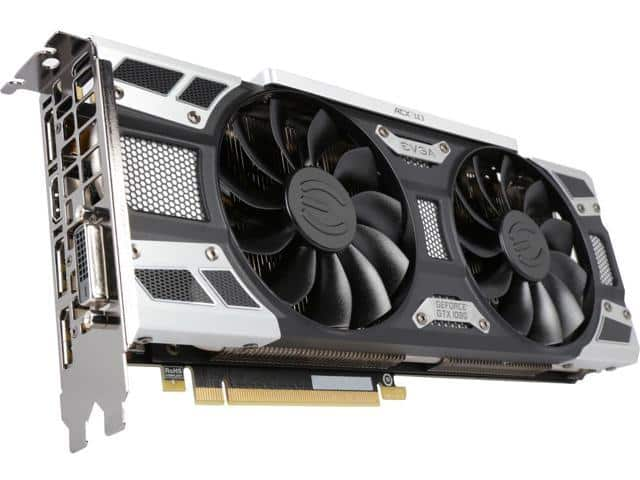 EVGA GeForce GTX 1080 GAMING ACX 3.0, 08G-P4-6181-KR, 8GB (+ Destiny 2) $480 AC @Newegg