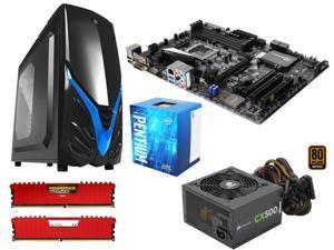 Intel Pentium G4400 CPU + Biostar  B250GT5 Motherboard + 8GB DDR4 + 500W PSU + Case $229 AR @Newegg Corsair CX500 80+ Bronze Power Supply $20 AR