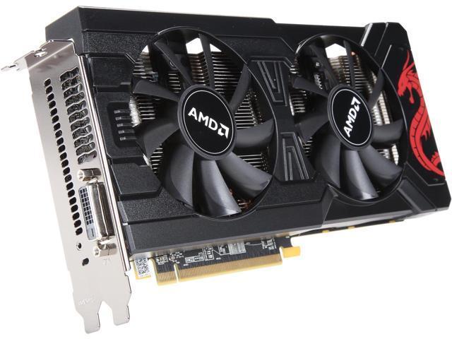 PowerColor Radeon RX 570 8GB Cryptocurrency Video Card- OEM $200 AR @Newegg