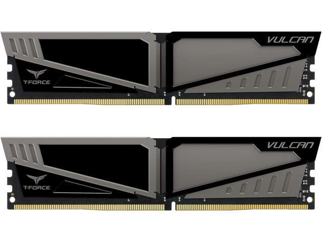 16GB (2x 8) Team T-Force Vulcan DDR4 3000 Desktop RAM $140 @Newegg 16GB Vengeance RGB DDR4 3000 $155AC