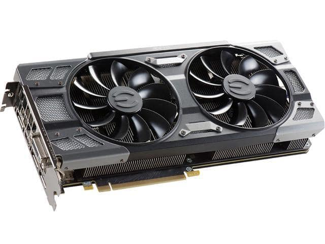 EVGA  GTX 1080 FTW DT GAMING ACX 3.0 Video Card $430 @Newegg ($25 w/MPCO)