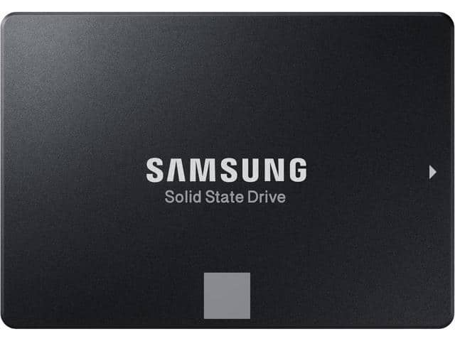 "1TB SAMSUNG 860 EVO 2.5"" SSD $190 AC @Newegg ($175 w/MPCO)"