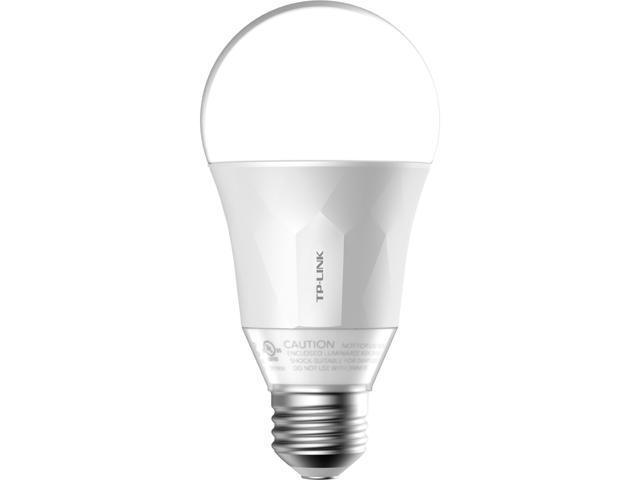 TP-Link LB100 Smart Wi-Fi LED Dimmable Light Bulb (+$10GC) $$20 @Newegg