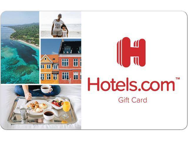 Hotels.com $100 Gift Card (Email Delivery) $90 @Newegg