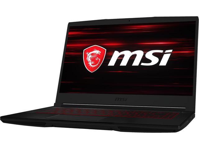 MSI GF63 8RC-249: 15.6'' FHD IPS, Laptop  i5-8300H, 8GB DDR4, 1TB HDD, GTX 1050 4GB, Win10H  $599 AR @Newegg
