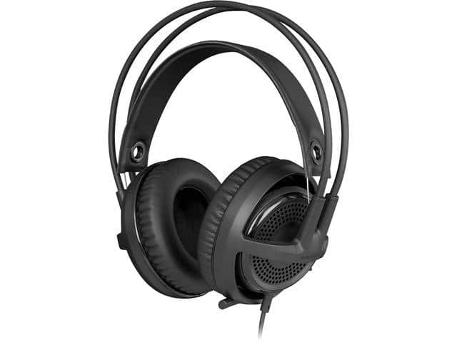 SteelSeries Siberia P300 Gaming Headset for PS (Black) $23 @NF