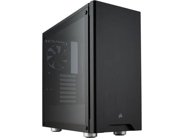 Corsair Carbide Series 275R Tempered Glass Mid Tower Case $50 AR @Newegg