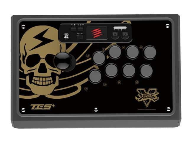Mad Catz SFV Arcade FightStick Tournament Edition S+ for PS4 | 3 $70 AC @Newegg  also S+ / $ 100