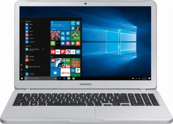 Samsung Notebook 5 Laptop: 15.6 inch, 1080p, AMD Ryzen 5 2500U, 1TB HDD, 8GB DDR4, Light Titan $450 @BestBuy