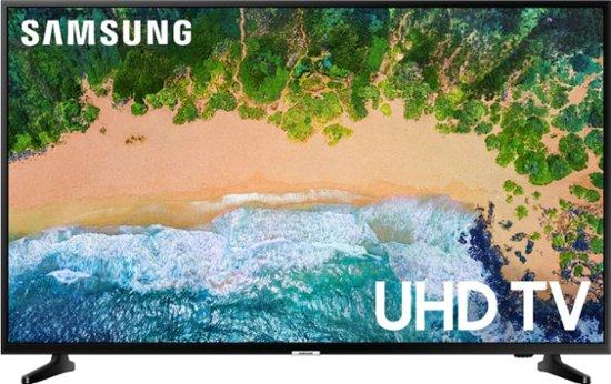 Samsung 43 Inch 4K Smart HDR TV - UN43NU6900FXZA $278 @BestBuy