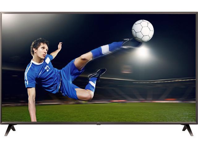 "LG UK6300 43"" 4K HDR UHD Smart TV w/ AI ThinQ (2018) $280 @Newegg"