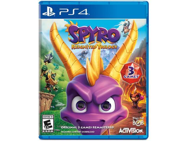 Spyro Reignited Trilogy - PlayStation 4 | XB1 $25 @Newegg