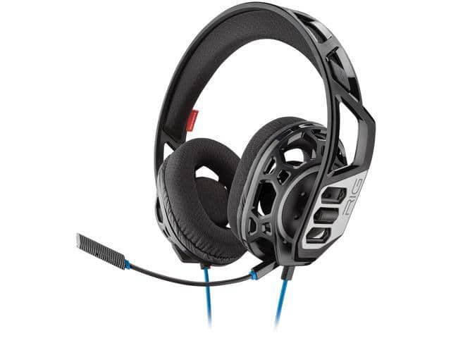 Plantronics RIG 300HX Stereo Gaming Headset - Xbox One $30 @Newegg also 300HS (PS4) / $30