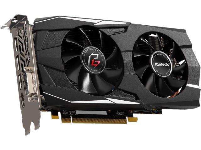 ASRock Phantom Gaming D Radeon RX 570 4GB Video Card (+2 games) $130 @Newegg RX 570 8GB Gaming X / $150