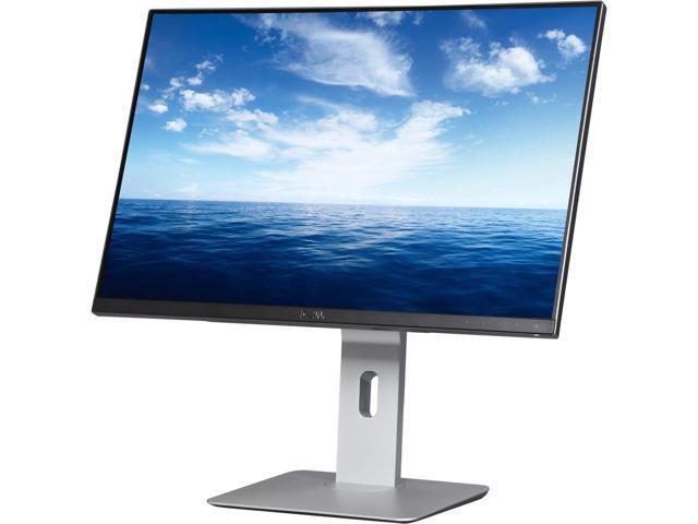 Dell U2415 UltraSharp 1920 x 1200 IPS Monitor $180 AC @Newegg