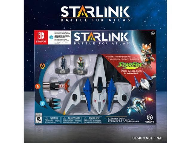 Starlink Battle for Atlas Starter Edition Pack (Nintendo Switch, PS4 or Xbox One) $25 AC @Newegg Far Cry 5 XB1 $25 AC; AC Origins XB1 $20 AC; Spyro Reignited $20 AC and more