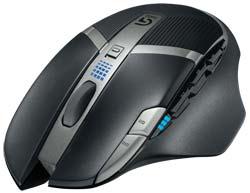 Logitech G602 Lag-Free Wireless Gaming Mouse $25 @amazon