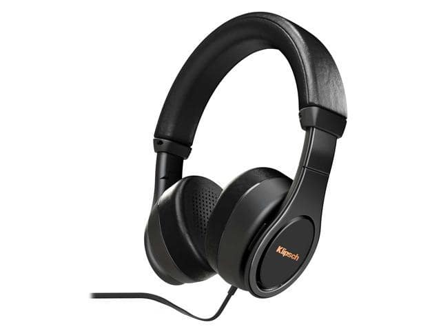 Klipsch Reference On-Ear II Headphones (Black) $40 AC @Newegg