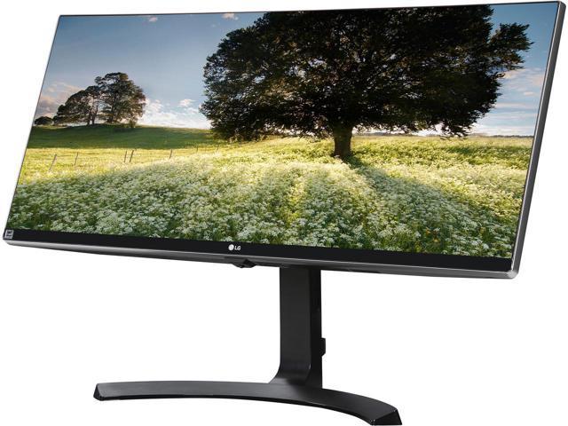 "LG 34UB88-P Black 34"" Ultrawide QHD IPS FreeSync Monitor w/2x Thunderbolt $400 AC @Newegg"