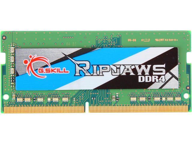 8GB G.SKILL Ripjaws DDR4 2666 Laptop RAM Module $42 @Newegg