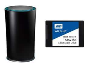 TP-Link - OnHub AC1900 Router + 500GB WD Blue SSD $120 @Newegg