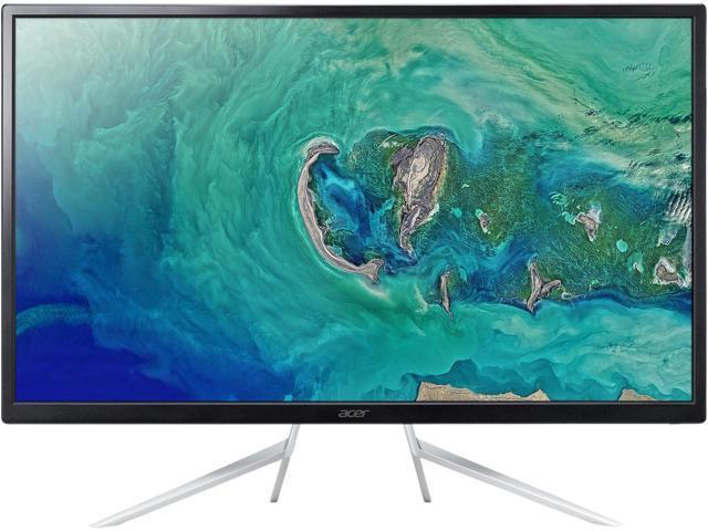 "32"" Acer ET322QU WQHD FreeSync 75Hz IPS LED Monitor $220 AC @Newegg"