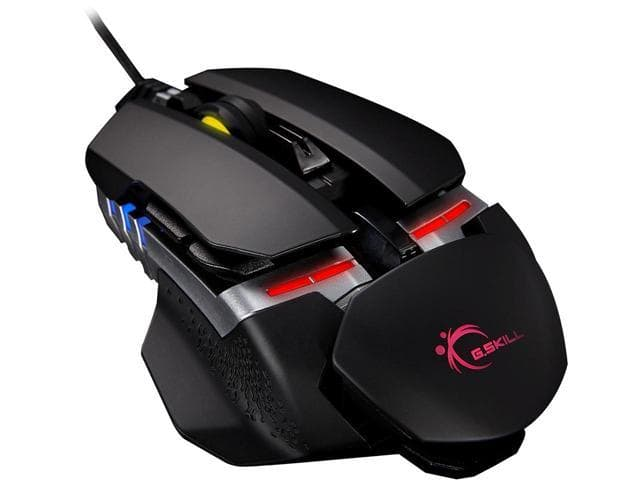 G.SKILL Ripjaws MX780 Wired Laser RGB Gaming Mouse $25 AC @Newegg