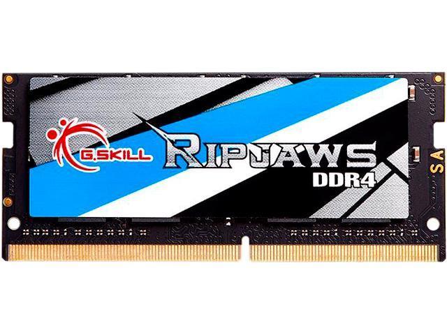 G.SKILL Ripjaws Series 8GB DDR4 2400  SO-DIMM Laptop Memory Module $40 @Newegg  16GB Ripjaws V DDR4 2666 (2x 8) Desktop RAM / $81