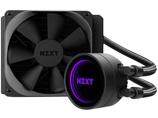 NZXT Kraken M22 120mm - All-In-One RGB CPU Liquid Cooler $60 @Newegg