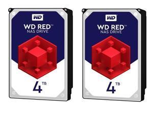 2 x WD Red 4TB NAS Hard Disk Drive $200 @Newegg