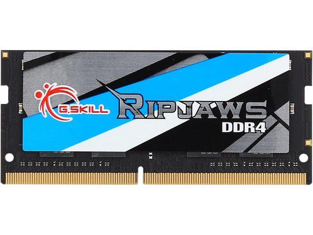 G SKILL Ripjaws 8GB DDR4 2400 SO-DIMM Laptop RAM $36 @Newegg