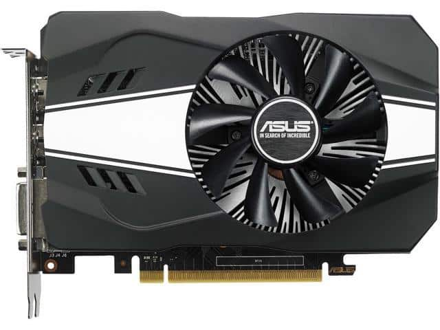 ASUS GeForce GTX 1060 PH-GTX1060-6G 6GB Video Card (+Fortnite bundle) $170 AR @Newegg