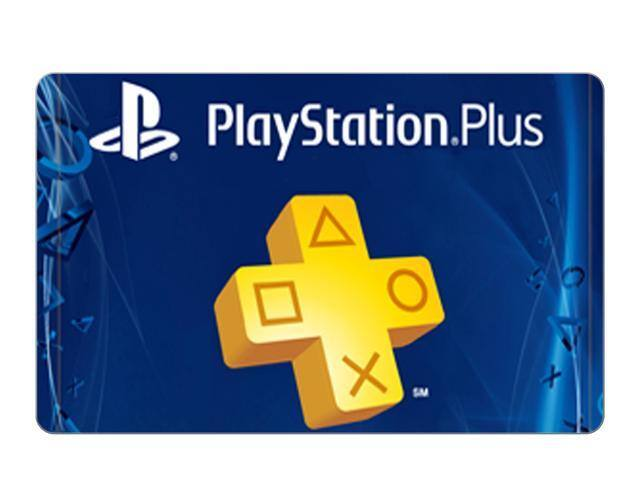 PlayStation Plus 1 Year Membership - (Email Delivery) $45 AC @Newegg