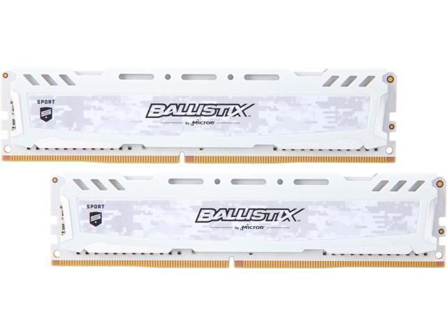 32GB Crucial Ballistix LT (2x 16) DDR4 3000 RAM kit $169 AC32GB DDR4 3200 / $174.49 AC