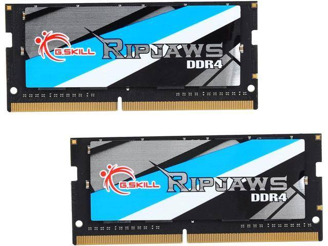G.SKILL Ripjaws DDR4 2666 SO-DIMM Laptop RAM Kit $76.49 AC @Newegg 16GB G.SKILL Ripjaws V Series DDR4 3600 Desktop Module $42.49 AC