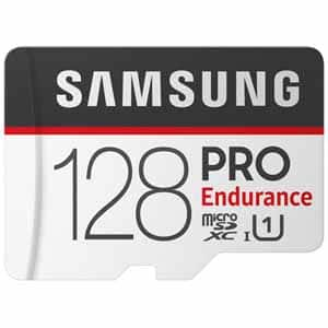 128GB Samsung Pro Endurance U1 microSDXC Memory Card w/ Adapter $28 @Frys