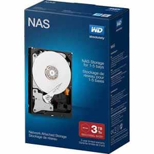 3TB WD Network (Boxed Red) Hard Drive $79 @Frys