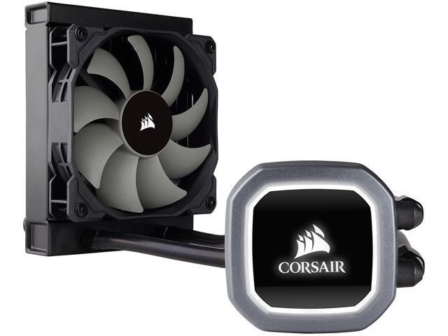 Corsair Hydro H60 (2018) Series 120mm Liquid CPU Cooler $50 AR @Newegg
