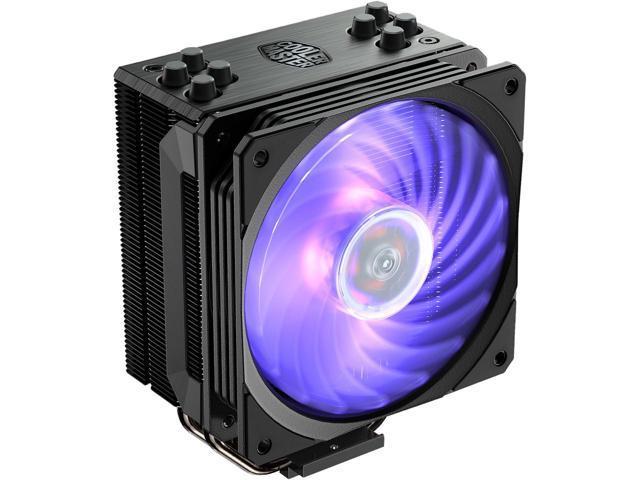 Cooler Master Hyper 212 RGB Black Edition CPU Cooler $27 AR @NF