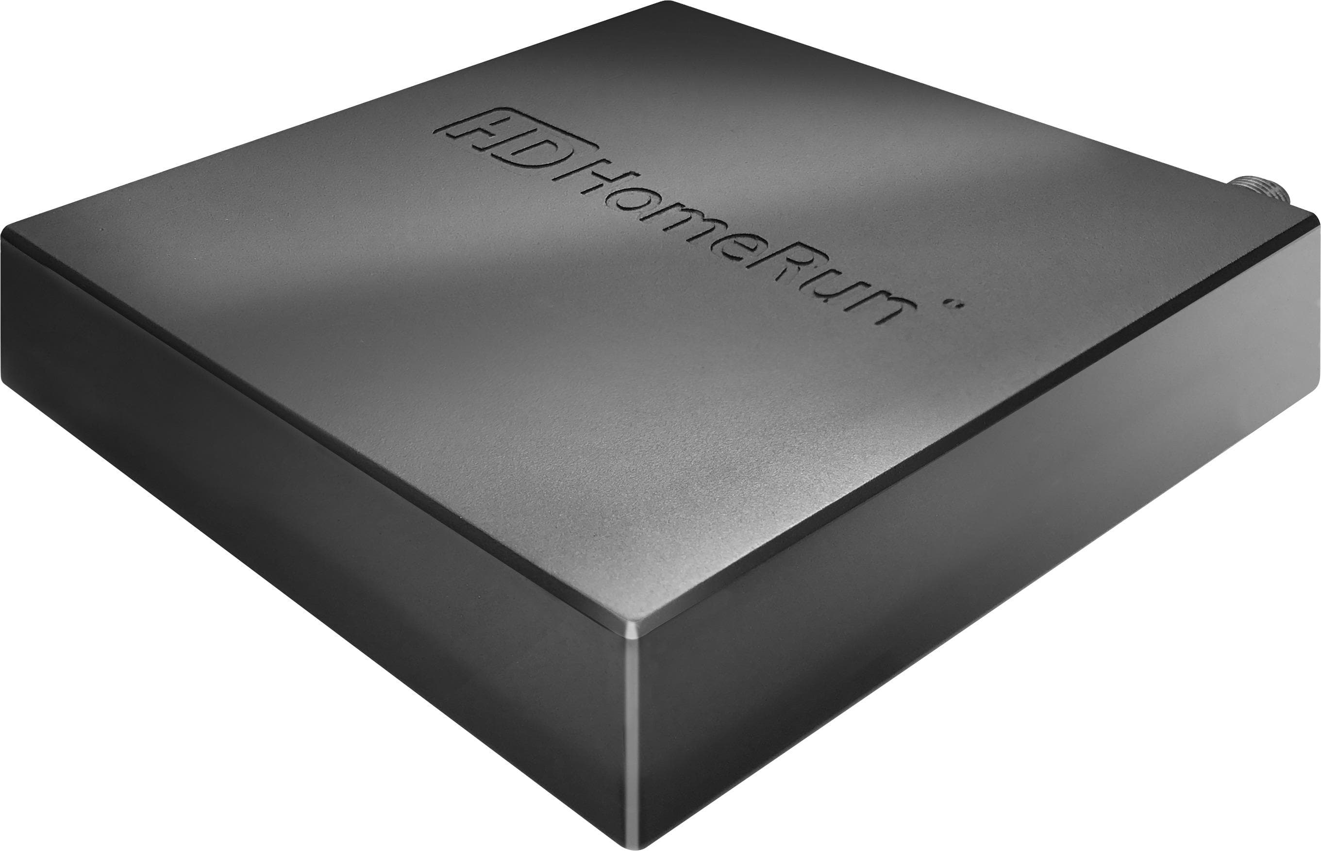 SiliconDust HDHomeRun - CONNECT Duo OTA Tuner w/2mos. Free DVR $60 @BestBuy or less