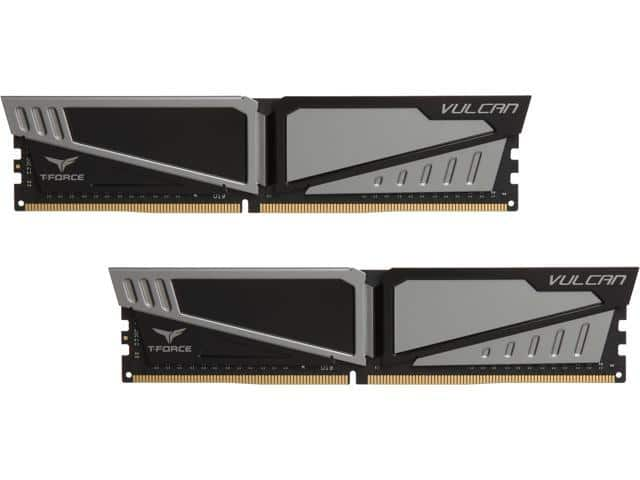 Team 16GB (2x 8) T-Force DDR4 3200 Desktop Memory Kit $75 @Newegg
