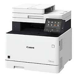 Canon - Color imageCLASS MF733Cdw Wireless Color All-In-One Printer - White $280 @BestBuy